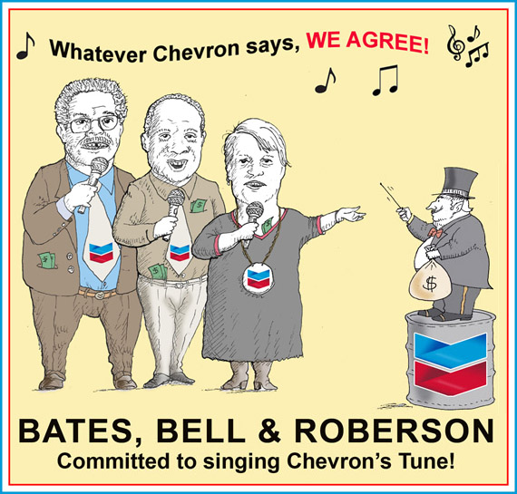 Bates, Bell & Roberson